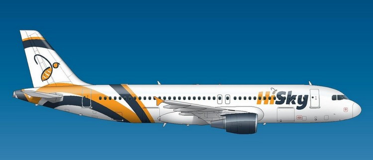 самолет HiSky